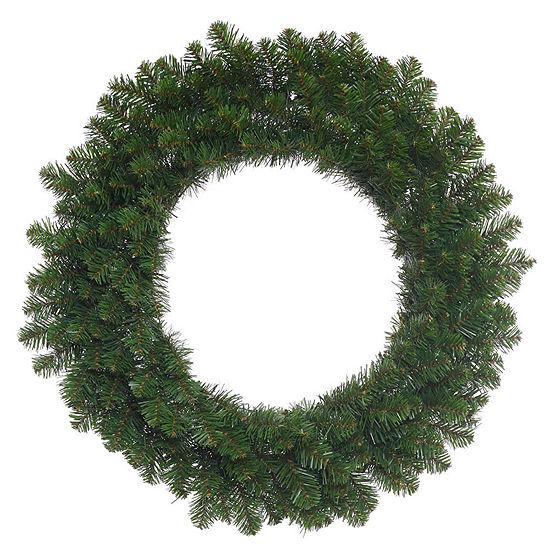 "Vickerman 72"" Grand Teton Christmas Wreath Unlit """