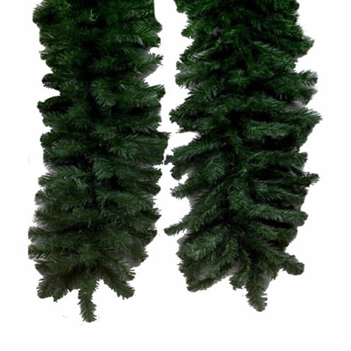 Vickerman 9' Douglas Fir Christmas Garland Unlit