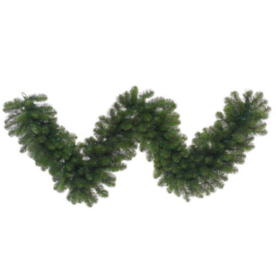 "Vickerman 9"" Grand Teton Christmas Garland Unlit"