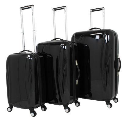Chariot Travelware Belluno 3 PC Hardside Luggage Set