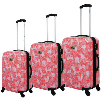Chariot Travelware Armada 3 PC Hardside Luggage Set