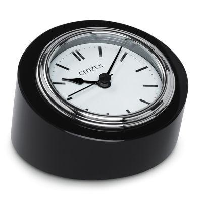 Citizen White Table Clock-Cc1005