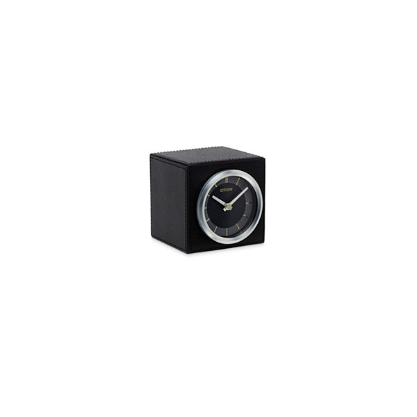 Citizen Black Wall Clock-Cc1016