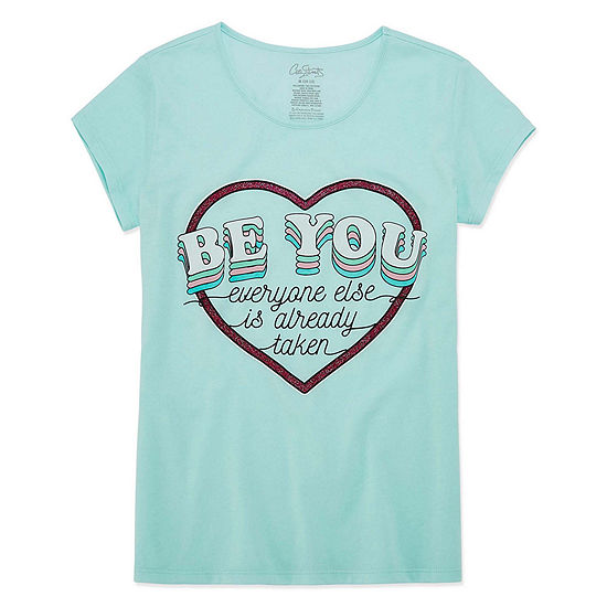 City Streets Anti Bully Tee - Girls' 4-16 and Plus