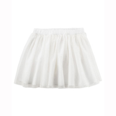 Carter's Tutu Woven Full Skirt - Baby Girls
