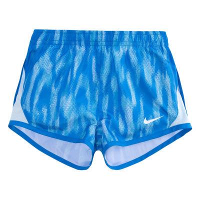 Nike Woven Workout Shorts - Preschool Girls