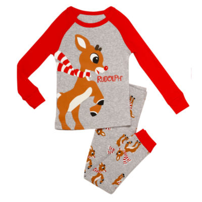 Rudolph The Red Nose Reindeer 2-pc. Pajama Set Boys