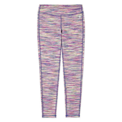 Xersion Performance Spacedye Tights - Girls' 7-16 and Plus