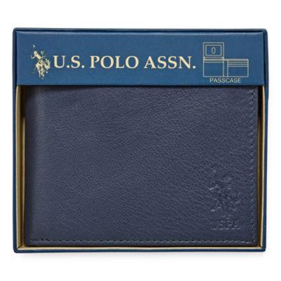 U.S. Polo Assn. Napa Flip Fold Wallet