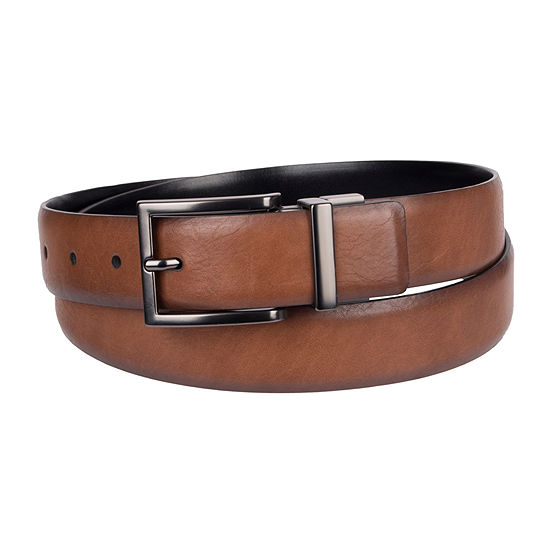 Jf J Ferrar Dress Belt With Harness Buckle