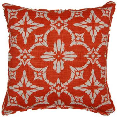 Aspidoras Square Corded Outdoor Pillow