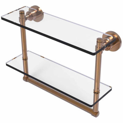 Allied Brass Waverly Place Collection 24 Inch Double Towel Bar