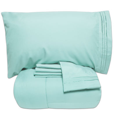 Luxury 5 Down Alternative Complete Bedding Set with Sheets