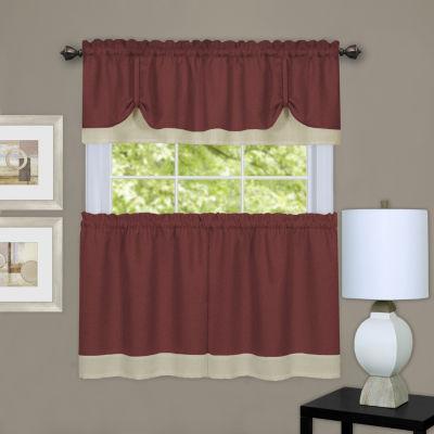 Darcy Cottage Window Curtain Set