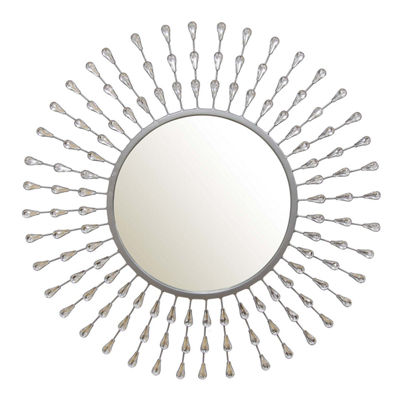 Melissa Tear Drop Mirror Wall Mirror