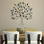 Stratton Home Decor Tree Wall Décor Trees + Leaves Metal Wall Art