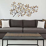 Stratton Home Decor Blooming Tree Branch Wall Décor Trees + Leaves Metal Wall Art