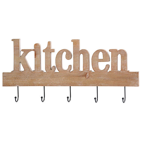 Stratton Home Decor Kitchen With Hooks Wall Décor Wall Hook