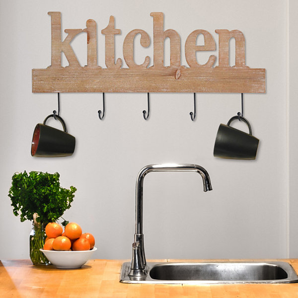 Kitchen With Hooks Wall Décor Wall Hook