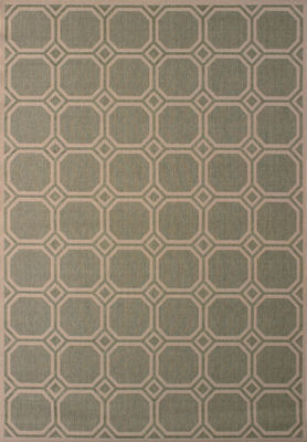United Weavers Solarium Collection Mosaic Indoor/Outdoor Rug