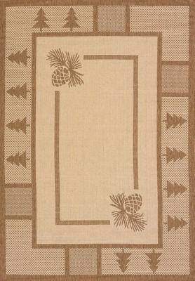 United Weavers Solarium Collection Pine Court Indoor/Outdoor Rug