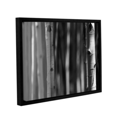 A Way Out Gallery Wrapped Floater-Framed Canvas Wall Art