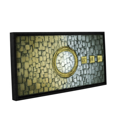 Brushstone A&F Gallery Wrapped Floater-Framed Canvas Wall Art