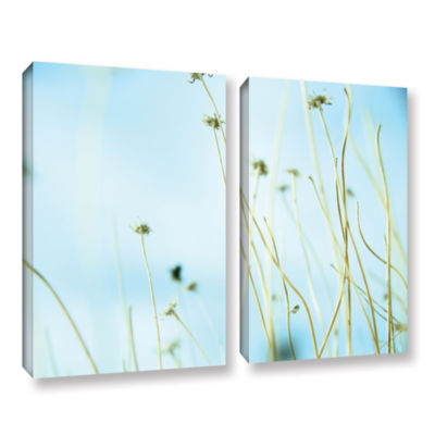Brushstone 30 Second Daydream 2-pc. Gallery Wrapped Canvas Wall Art