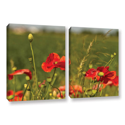 Brushstone 3114a 2-pc. Gallery Wrapped Canvas WallArt
