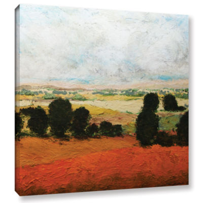 Brushstone 45 Acres Gallery Wrapped Canvas Wall Art