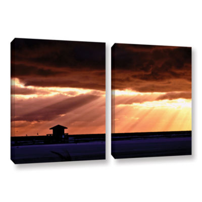 Brushstone 9992aa 2-pc. Gallery Wrapped Canvas Wall Art