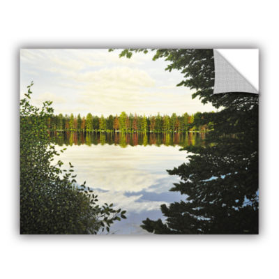 Brushstone Algonquin Park Removable Wall Decal