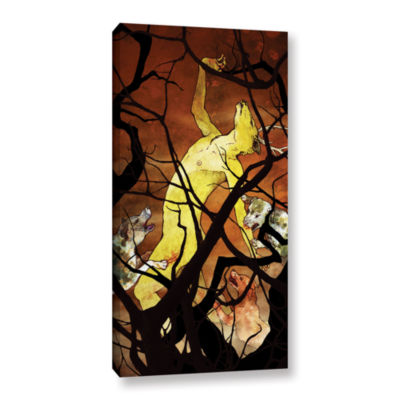Actaeon Gallery Wrapped Canvas Wall Art