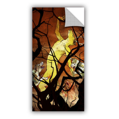 Brushstone Actaeon Removable Wall Decal