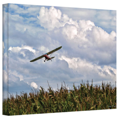 Brushstone A Corner of the Sky Gallery Wrapped Canvas Wall Art