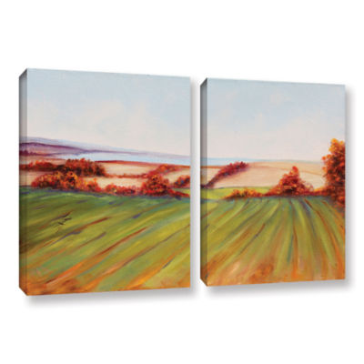 Brushstone All That Remains 2-pc. Gallery WrappedCanvas Wall Art