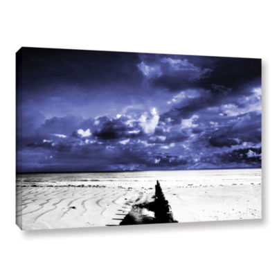 Brushstone A Summers Day Gallery Wrapped Canvas Wall Art