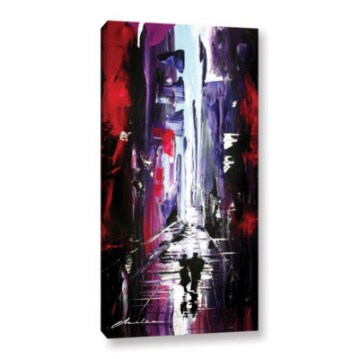 Brushstone Allie Gallery Wrapped Canvas Wall Art
