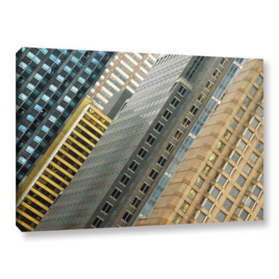 Brushstone A Thousand Stories Gallery Wrapped Canvas Wall Art