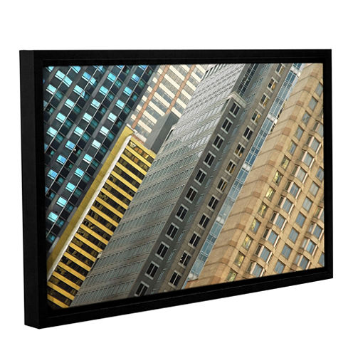 A Thousand Stories Gallery Wrapped Floater-FramedCanvas Wall Art