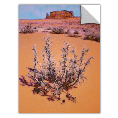 Brushstone After desert rain Removable Wall Decal
