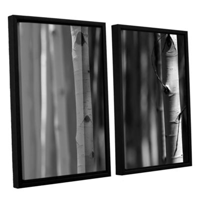 Brushstone A Way Out 2-pc. Floater Framed Canvas Wall Art