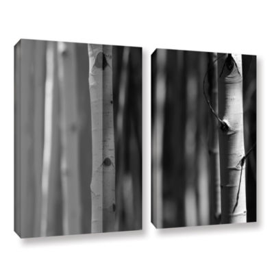 Brushstone A Way Out 2-pc. Gallery Wrapped CanvasWall Art