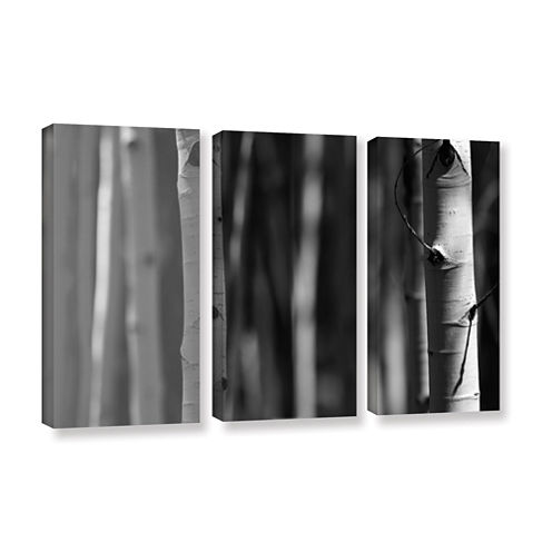 A Way Out 3-pc. Gallery Wrapped Canvas Wall Art