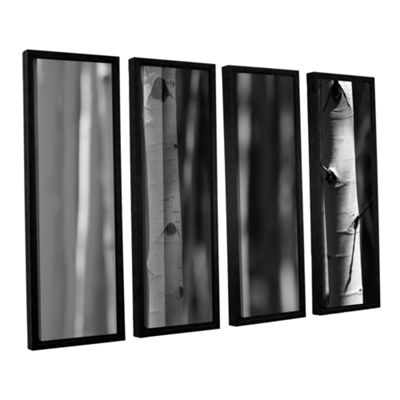 Brushstone A Way Out 4-pc. Floater Framed Canvas Wall Art
