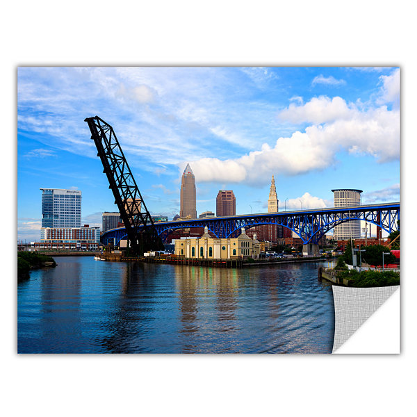 Brushstone Cleveland 12 Removable Wall Decal
