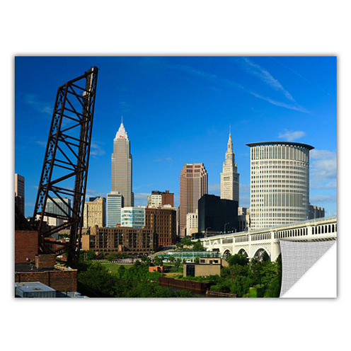 Brushstone Cleveland 13 Removable Wall Decal