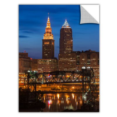 Brushstone Cleveland 14 Removable Wall Decal