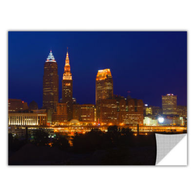 Brushstone Cleveland 15 Removable Wall Decal