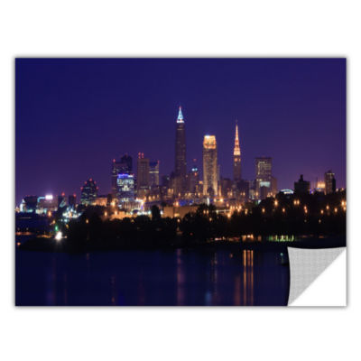 Brushstone Cleveland 16 Removable Wall Decal